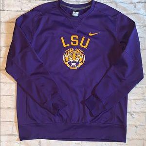 Nike LSU Therma-Fit Sweatshirt 🔥
